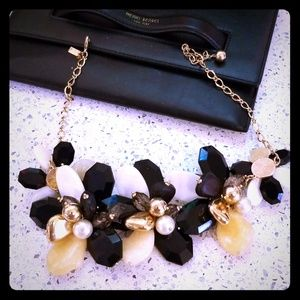 Kate Spade CRYSTALS, BLACK, GOLD, CREAM , TOFFEE